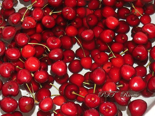 Confettura di ciliegie fatta in casa 2