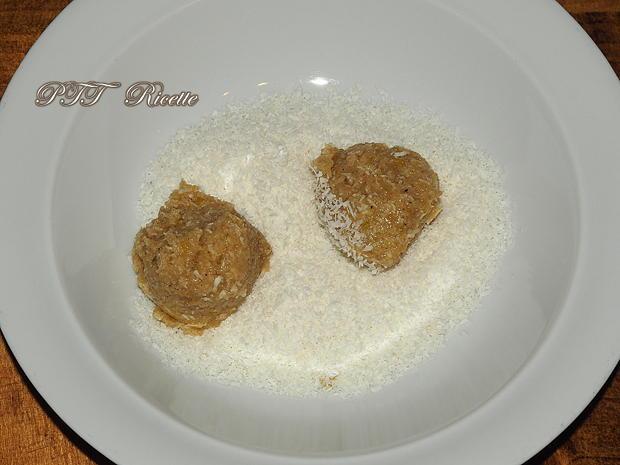 Cookies al cocco senza burro 2
