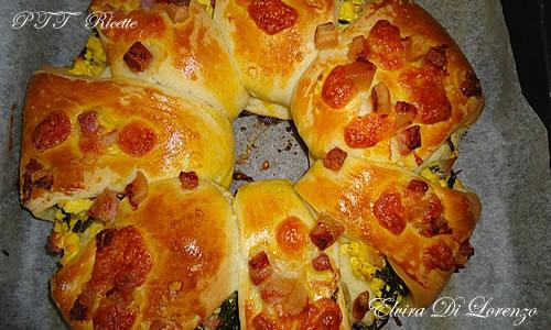 Corona di pan brioche 7