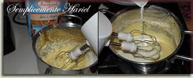Crema chantilly al limoncello 2