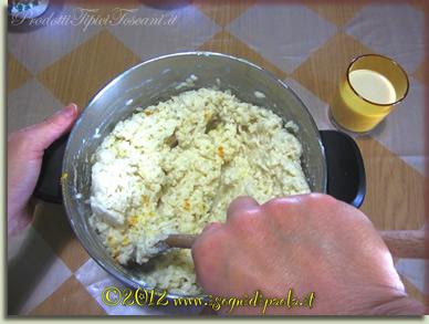 Crispelle di riso con miele di Zagara d'arancio 5