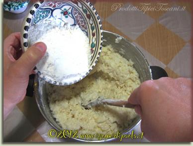 Crispelle di riso con miele di Zagara d'arancio 6