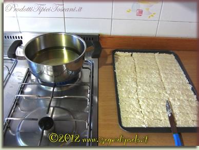 Crispelle di riso con miele di Zagara d'arancio 8