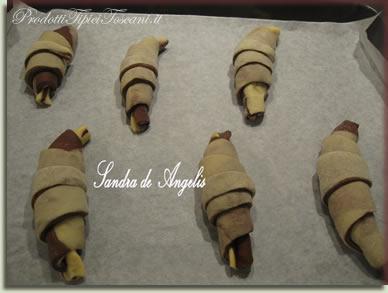Croissant bicolore 9