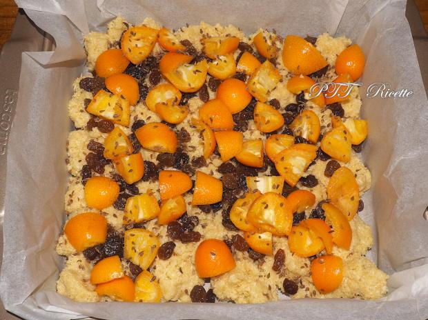 Crostata al cocco con kumquat e uvetta 7