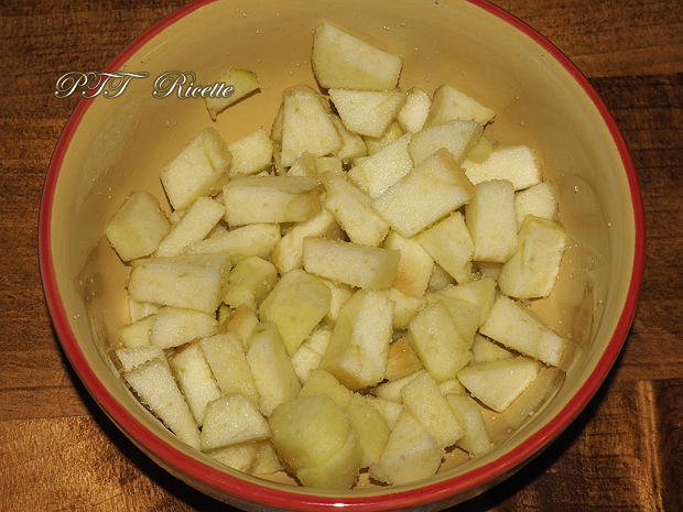 Crostata di corbezzoli e mele 9