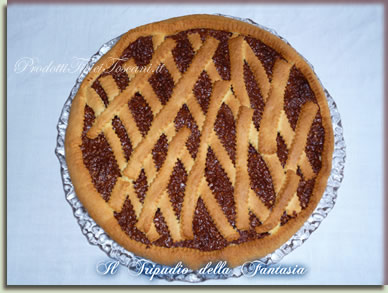 Crostata Rocher
