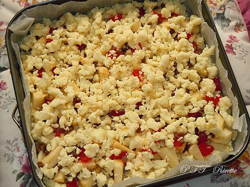 Crostata senza glutine alle mele 1