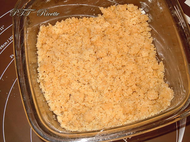 Crostata senza glutine con cioccolato 5
