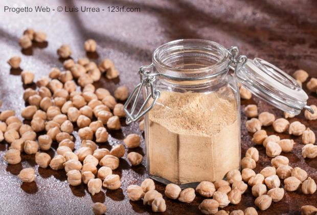 Denaturare le farine di legumi 1