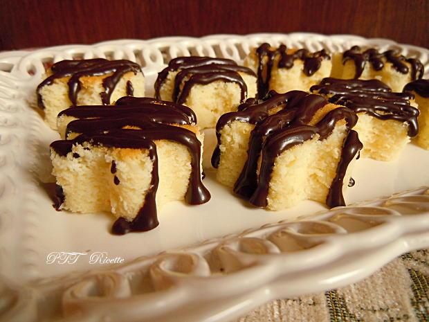 Fiorellini di cheesecake con tre ingredienti 4