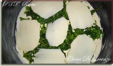 Focaccia rustica ad impasto molle con broccoli e provola affumicata 1
