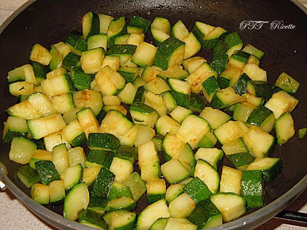 Frittata di zucchine e Philadelphia 2