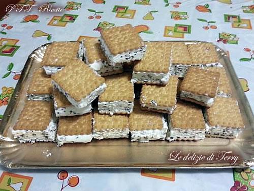 Gelato biscotto alla stracciatella 4
