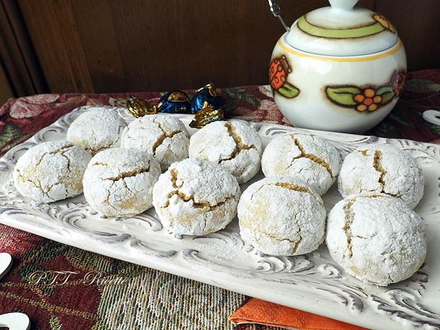 Ghoriba biscotti marocchini con semola 10