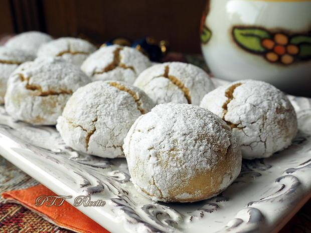 Ghoriba biscotti marocchini con semola 11