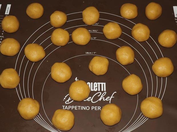 Ghoriba biscotti marocchini con semola 3