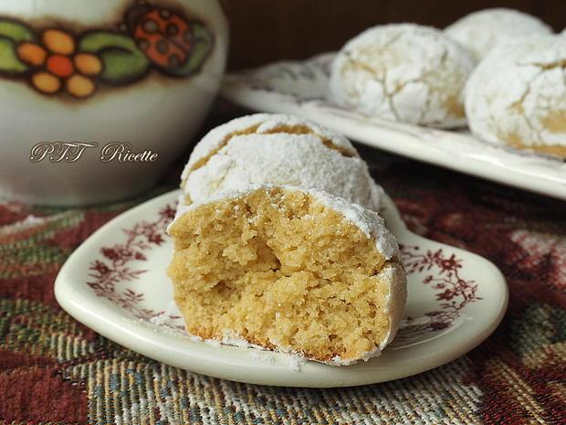 Ghoriba biscotti marocchini con semola 6