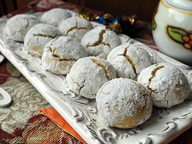 Ghoriba biscotti marocchini con semola 7