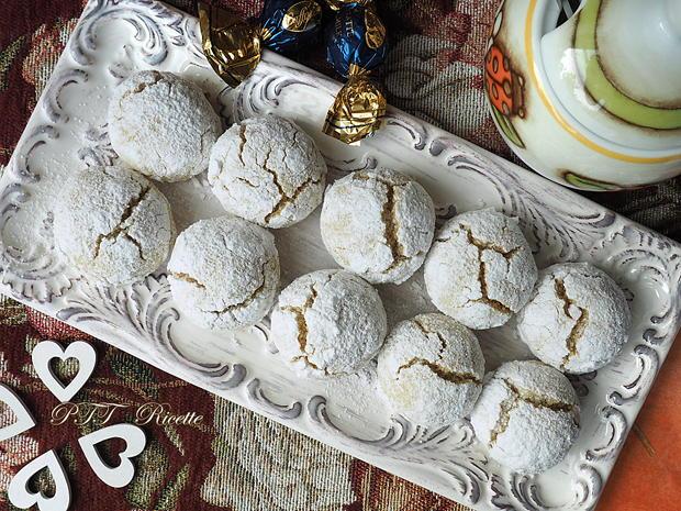 Ghoriba biscotti marocchini con semola 9