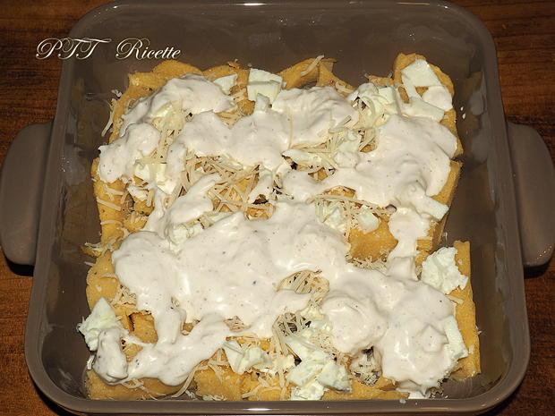 Gnocchi alla romana senza glutine con crema di parmigiano 9