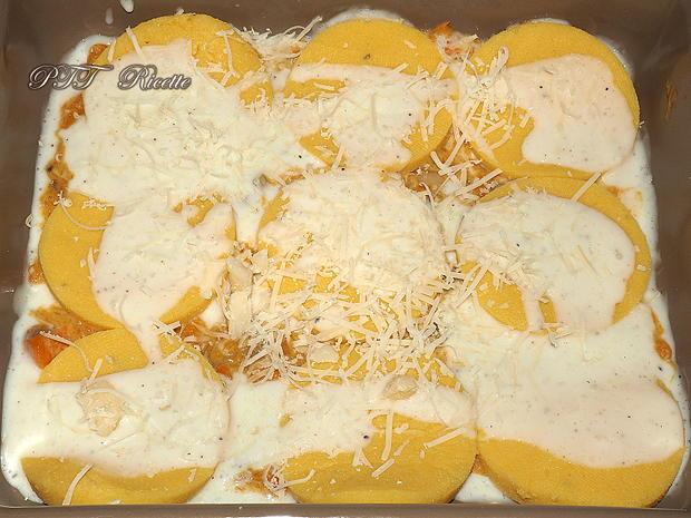 Gnocchi di polenta al forno con zucca e funghi 12