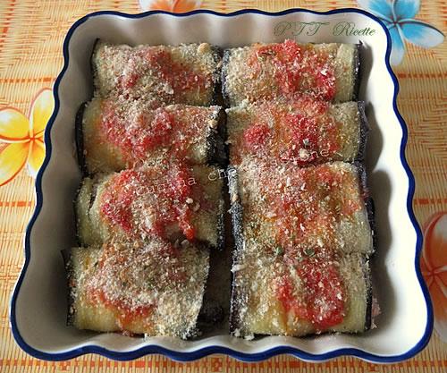 Involtini di melanzane fritte 3