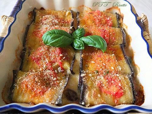 Involtini di melanzane fritte 4