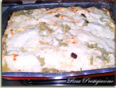 Lasagne con broccoli al forno 1