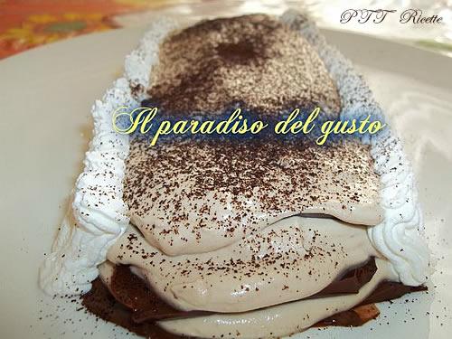 Mattonella cioccocaffè (mattonella cioccolato e caffè)