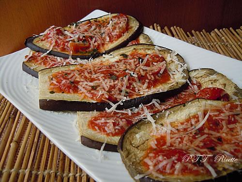 Melanzane al forno alla parmigiana