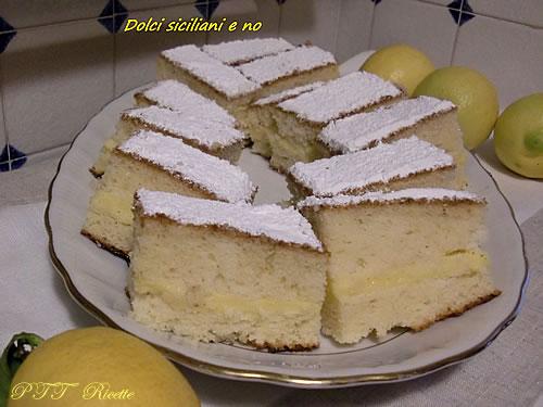 Merendine al limone
