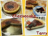Cheesecake con cottura