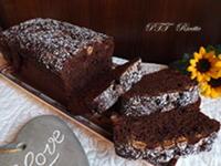 Plumcake al cacao e cioccolato