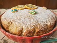 Torta al limone soffice e delicata