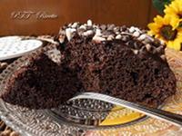 Torta Brasiliana al cioccolato senza uova e senza burro