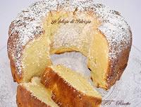 Torta con farina di mandorle e limone