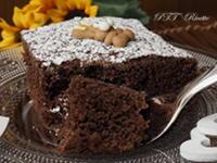 Torta dietetica al cioccolato