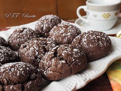 Biscotti allo yogurt e cioccolato