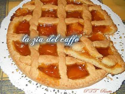 Crostata all'albicocca