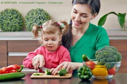 [Bambini] Educazione alimentare: più salute per i bambini