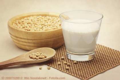Gli effetti benefici del Latte di soia