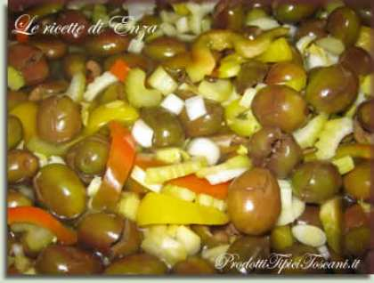 Olive sott'olio