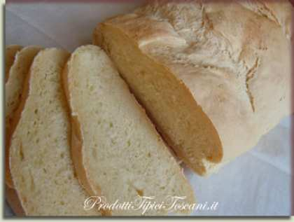 Pane di grano duro misto
