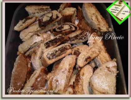 Rotolini di albicocca e Nutella