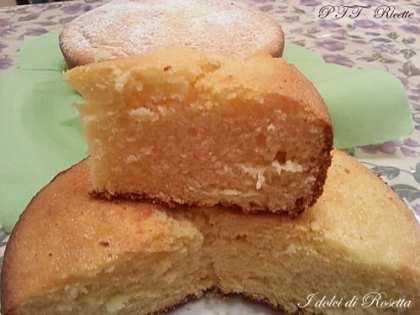 Torta delicata di mele