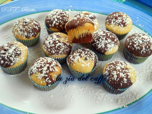 Mini Muffin Al Cioccolato 3
