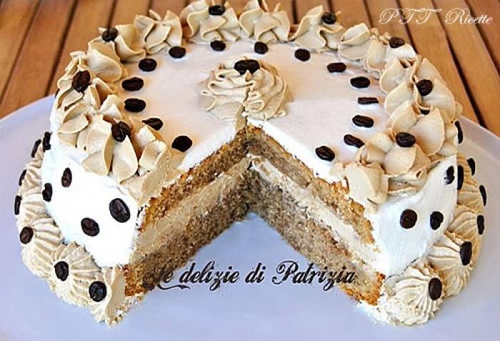 Mocha Cake Con Ganache Al Caffè Ptt Ricette