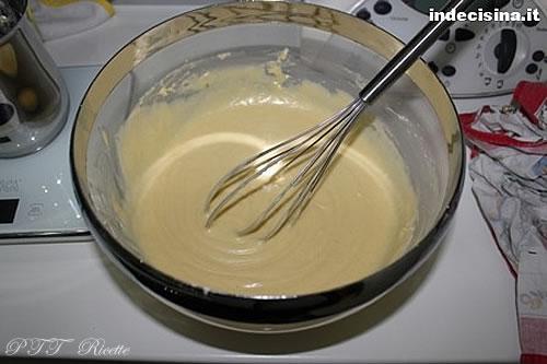Muffin alla confettura di ciliegie 4