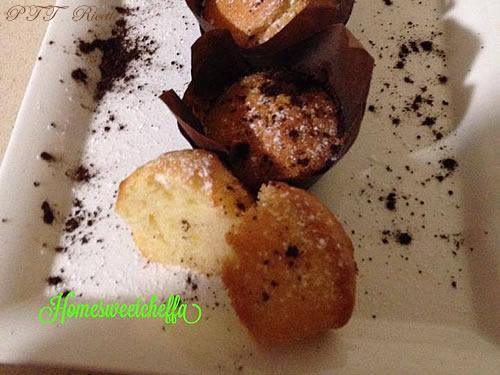 Muffin allo yogurt sofficissimi 2